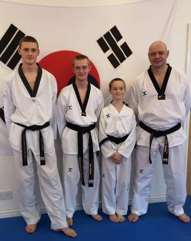 Taekwondo-Martial-Arts-School-Terry-Statham-il-Dan